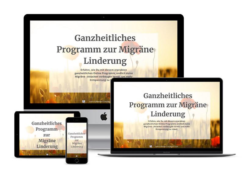 Anke Schneider Anti-Migräne-Programm